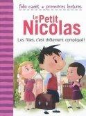"""Afficher """"Le petit Nicolas n° HS<br /> Les filles c'est drôlemnt compliqué et papa m'offre un vélo"""""""