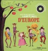 """Afficher """"Les Plus belles comptines d'Europe"""""""