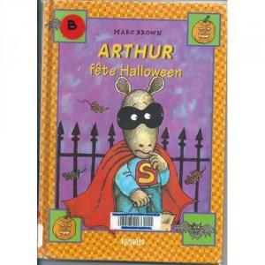 """Afficher """"Les aventures d'Arthur n° 7 Arthur fête Halloween"""""""