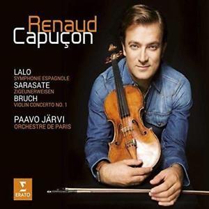 """Afficher """"Symphonie espagnole Zigeunerweiser Violin concerto"""""""