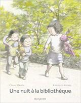vignette de 'Une nuit à la bibliothèque (Kazuhito Kazeki)'