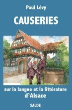 vignette de 'Causeries sur la langue et la littérature d'Alsace (Paul Levy)'