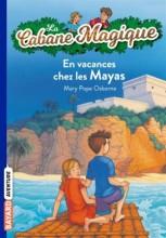 """Afficher """"La cabane magique n° 48<br /> En vacances chez les Mayas"""""""