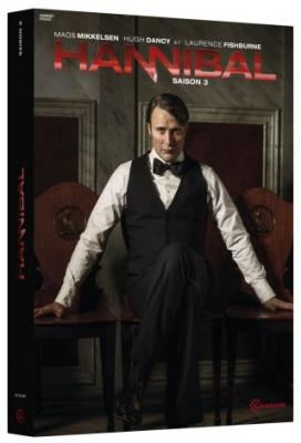 "Afficher ""Hannibal (série) n° 3 Hannibal - Saison 3"""