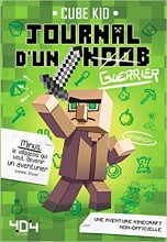 "Afficher ""Journal d'un noob n° 01<br /> Journal d'un noob : guerrier"""