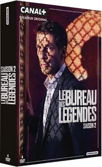 """Afficher """"bureau des légendes (Le). Saison 2"""""""