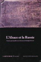 vignette de 'Revue russe (La) n° 35<br /> L'Alsace et la Russie (Rodolphe Baudin)'