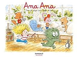 """Afficher """"Ana Ana n° 08 Coup de peigne pour Touffe de poils"""""""
