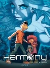 vignette de 'Harmony n° 2<br /> Indigo (Mathieu Reynès)'