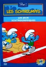 """Afficher """"Les schtroumpfs Les jeux schtroumpfiques"""""""