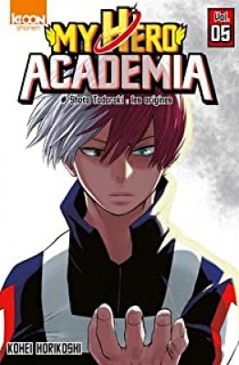 "Afficher ""My hero academia n° 5 Shoto Todoroki: les origines"""