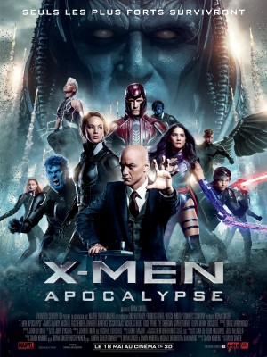 "Afficher ""X-MenX-Men : apocalypse"""