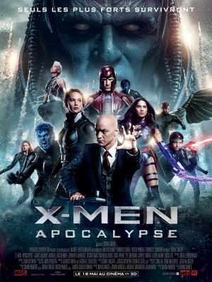 """Afficher """"X-Men apocalypse"""""""