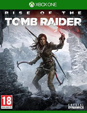 "Afficher ""Tomb Raider n° 2 Rise of the Tomb raider"""