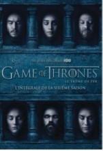 vignette de 'Game of Thrones n° 6<br /> Game of Thrones - Saison 6 (D. B. Weiss)'