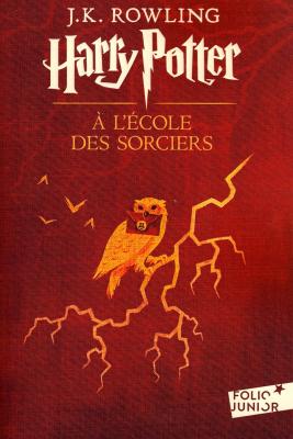 vignette de 'Harry Potter n° 1<br /> Harry Potter à l'école des sorciers (J. K. Rowling)'