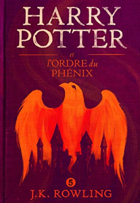 "Afficher ""Harry Potter n° Tome 5 Harry Potter et l'Ordre du Phénix"""