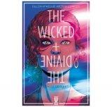 vignette de 'The wicked + the divine n° 1<br /> Faust départ (Kieron Gillen)'