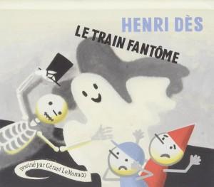 """Afficher """"Le Train fantôme"""""""