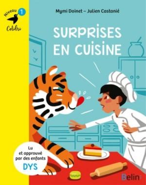 Couverture de Surprises en cuisine : DYS
