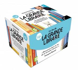 """Afficher """"Le jeu La Grande Librairie"""""""