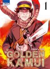 "Afficher ""Golden kamui n° 1"""