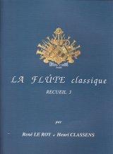 """Afficher """"La Flûte classique - Recueil 3"""""""