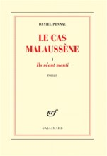 vignette de 'Le Cas Malaussène n° 1<br /> Ils m'ont menti (Daniel PENNAC)'
