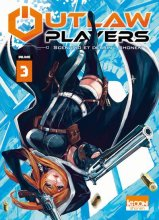 "Afficher ""Outlaw players n° 3<br /> Outlaw players (tome 3)"""