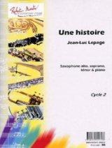 """Afficher """"Une histoire - cycle 2"""""""