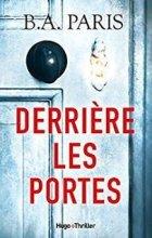 vignette de 'Derrière les portes (B.A. Paris)'