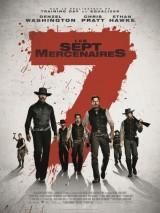 vignette de 'Les 7 (Sept) mercenaires DVD (Antoine Fuqua)'