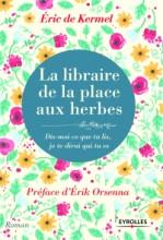 vignette de 'Libraire de la place aux herbes (La) (Eric De Kermel)'