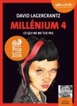 """Afficher """"Millénium 4 - Ce qui ne me tue pas"""""""