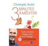 vignette de '3 minutes à méditer (Christophe André)'