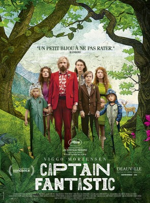 vignette de 'Captain fantastic (Matt Ross)'
