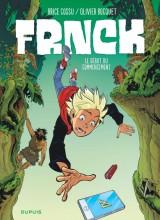"""Afficher """"Frnck n° 1<br /> Le début du commencement"""""""