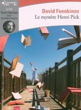 vignette de 'Le mystère Henri Pick (David Foenkinos)'