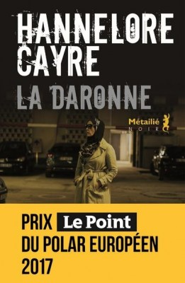vignette de 'La daronne (Hannelore Cayre)'