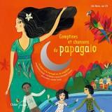 vignette de 'Comptines et chansons du papagaio (Paul Mindy)'