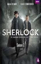 "Afficher ""Sherlock - Série TV n° 2<br /> Sherlock - Saison 2"""