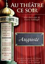 """Afficher """"Au théâtre ce soir<br /> Auguste"""""""