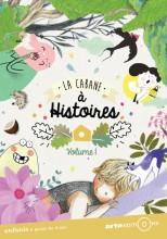 vignette de 'La cabane à histoires (Célia Riviere)'