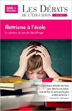 """Afficher """"Illettrisme à l'école"""""""