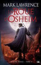 """Afficher """"La Reine Rouge n° 3 La roue d'Osheim"""""""
