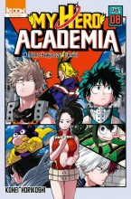 "Afficher ""My Hero Academia n° 8<br /> Momo Yaoyorozu"""
