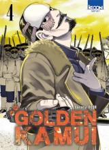 """Afficher """"Golden kamui n° 4"""""""