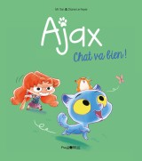"Afficher ""Ajax n° 1 Chat va bien !, Ajax, 1"""