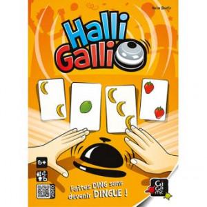 Couverture de Halli Galli