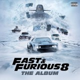 """Afficher """"Fast and furious 8 : The album"""""""